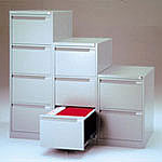 Filing Cabinets from Bisley, the acknowledged market leader