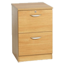 Two Drawer Filing Cabinet (No. 1)