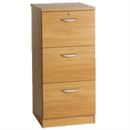 Three Drawer Filing Cabinet (No. 19)